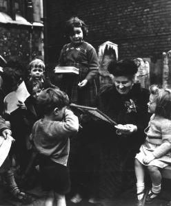 Maria Montessori 1951